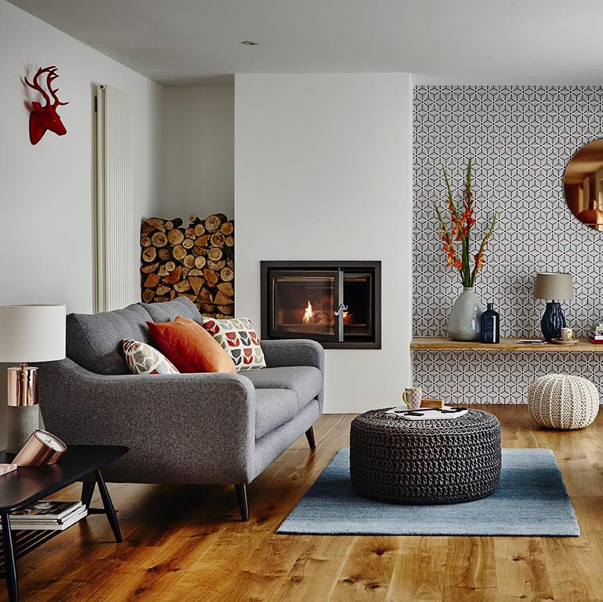 Design interior culori toamna