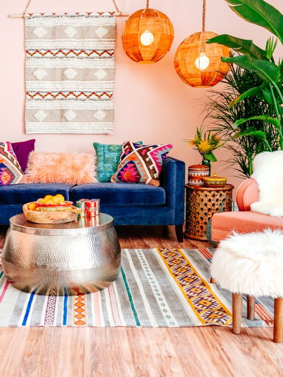 Decor maximalist living